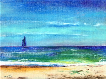 Fire Island National Seashore_Atlantic Ocean Sails