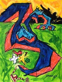 To The Top From The Bottom