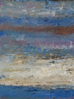 "Horizon Oil on Canvas 24"" x 20"""