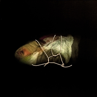 "Awakenings 2 Digital Artwork on Canvas 45.5"" x 45.5"""