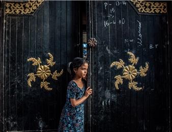 """The Door Digital Photography 16"""" x 20"""""""