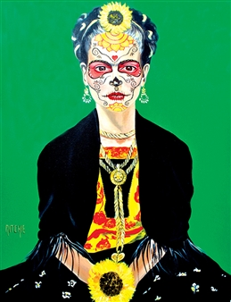 La Catrina, Frida Kahlo I