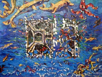Gateway to Under Water City