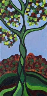 Paradise Tree II. Flora and Fauna.