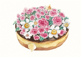 Succulent Donut 1