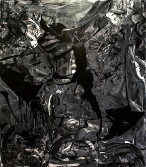 """Hiraeth Acrylic on Canvas 60"""" x 48"""""""