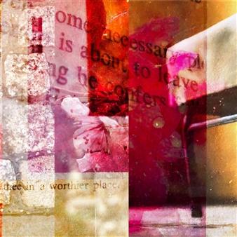 "Unspoken, No. 2 Digital C-Print 12"" x 12"""