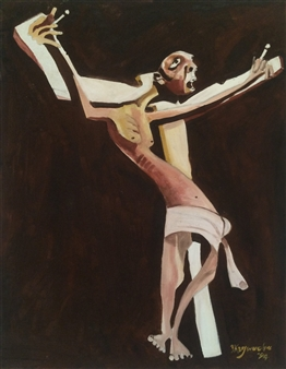 Crucifixion Study 1994