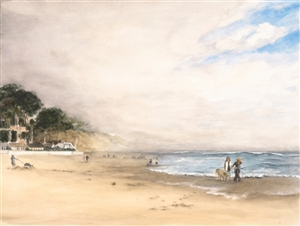 Foggy Rio Del Mar