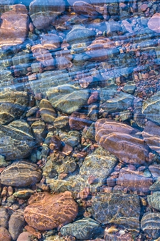 Pebble Glaze Sky