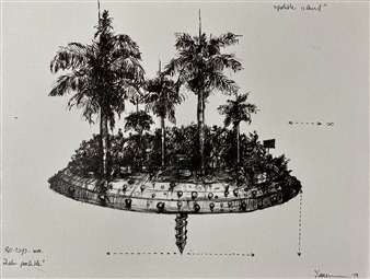 Portable Island