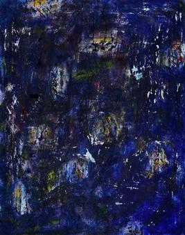 "Isles 19-1 Acrylic on Canvas 36"" x 28.5"""