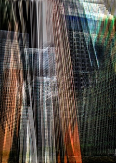 "City Density 13 Digital C-Print 27.5"" x 20"""