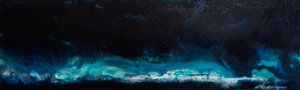 Deep Breath of Royal Blue