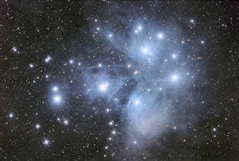 Seven Sisters - Pleiades