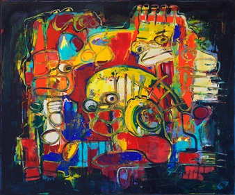 At the Zoo - Reptile