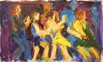 Dancing In Salzburg III