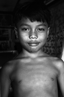 Troubled People 1 - Cambodian HIV+ Children