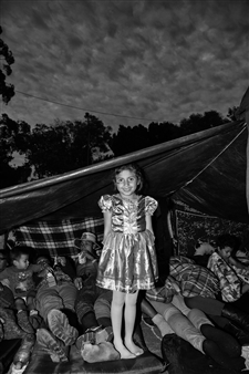 The Migrant Caravan - La Princesa