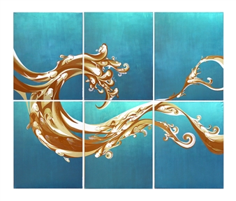A Wave of Great Fortune