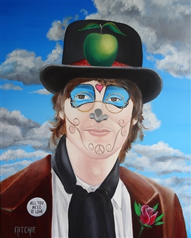 La Catrina, John Lennon