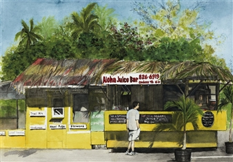 Aloha Juice Bar