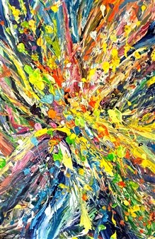 Splatter Abstraction I