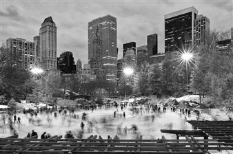 """New York #3 Digital Print on Fine Art Paper 12"""" x 18"""""""