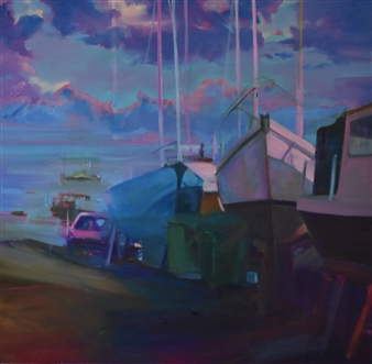 Leigh on Sea Boatyard