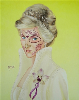 La Catrina, Lady Diana