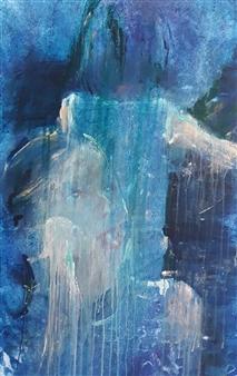 "Natalia Oil on Canvas 47.5"" x 26.5"""