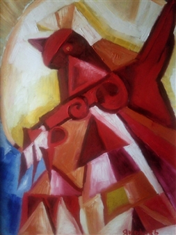 Red Dove