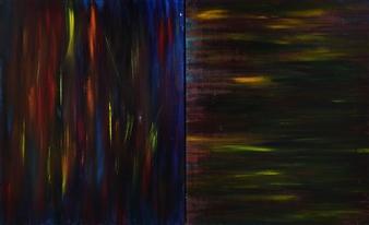 "Tolerance Acrylic on Canvas 36"" x 57.5"""