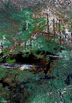 """EarthArt_006 Giclee Print on Paper 33"""" x 23"""""""