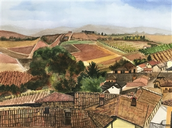 Southern Italian Village