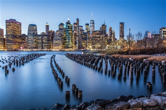 """An Evening in the City - Joe DeSanto - United States Photograph 0"""" x 0"""""""