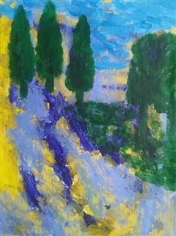 Summer Evening No.16