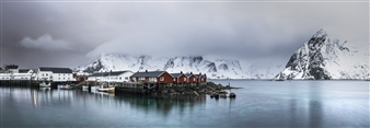 Rorbu  (Fisherman Houses)