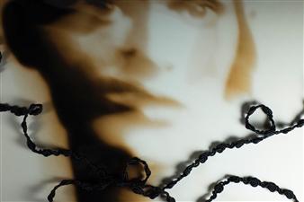 """Intimidad pública, instalación-serie photo 1 Photograph on Fine Art Paper 0"""" x 0"""""""