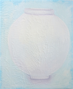 Moon Jar series or Identity series #7