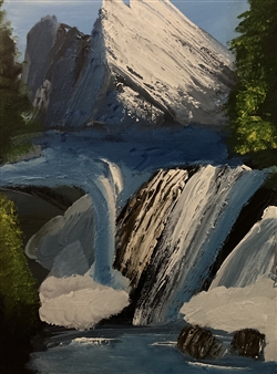 Waterfall Mountain B