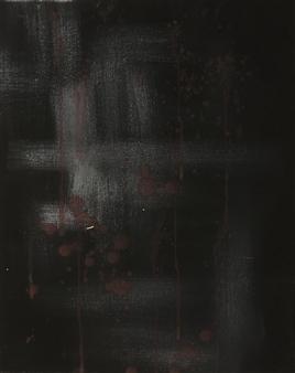 "Splash Acrylic & Oil on Canvas 23.5"" x 16"""