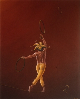 Il Giocoliere del 2000  (Juggler 2000)