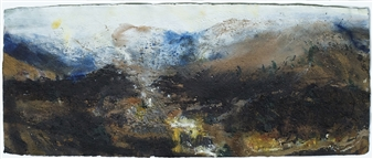 Allt Mor to The Chalamain Gap. Glenmore, Cairngorm