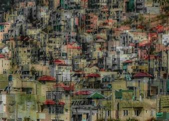 "City Density 03 Digital C-Print 20"" x 27.5"""
