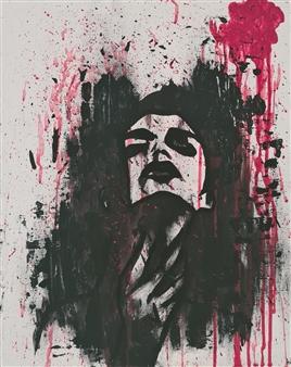 """Summer Acrylic on Canvas 16"""" x 23.5"""""""