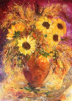 Dancing Sunny Flowers Bouquet