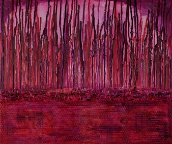 Pink Fluid No. 3