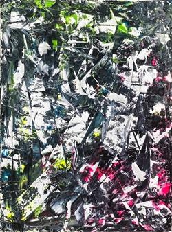 """Complexity Acrylic on Canvas 31.5"""" x 23.5"""""""