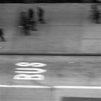 "New York 13 Photograph on Fine Art Paper 24"" x 24"""